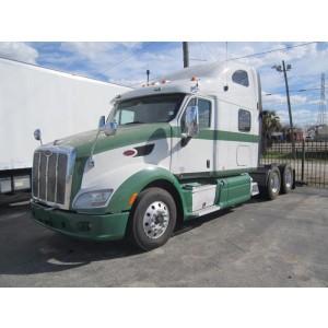 2014 Peterbilt 587 in TX