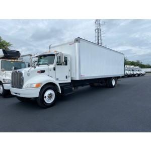2015 Peterbilt 337 Box Truck in DE