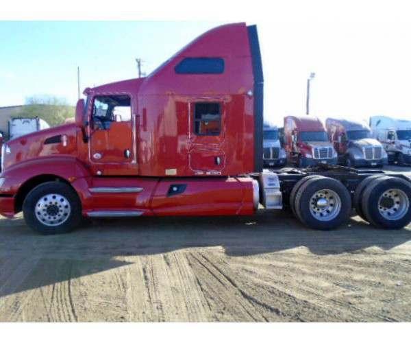 2011 Kenworth T66010