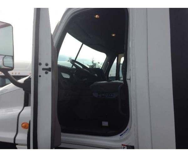 2012 Freightliner Cascadia Day Cab Ohio