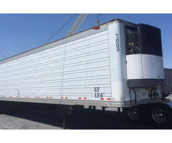 2004 Great Dane Reefer Trailer 4