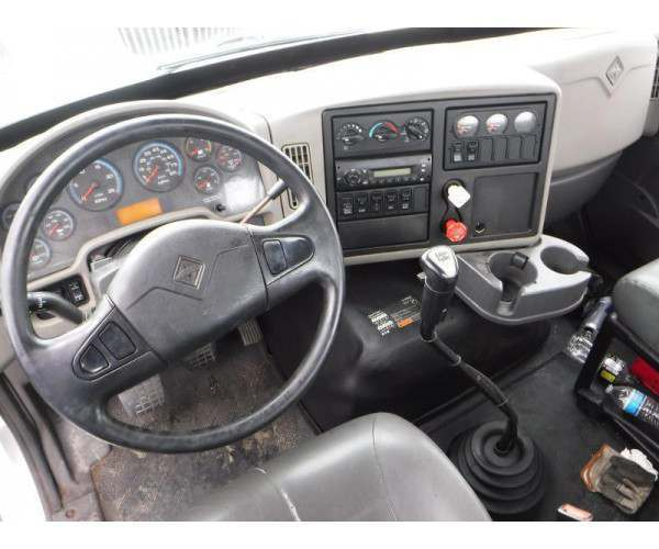 2012 International 8600 Day Cab 2