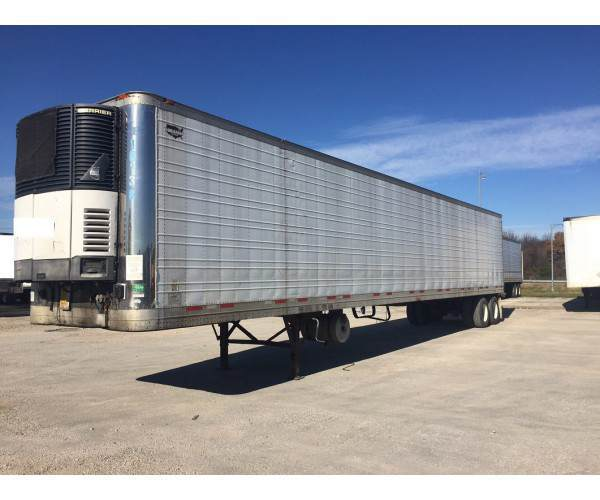 2003 Wabash Reefer Trailer 4