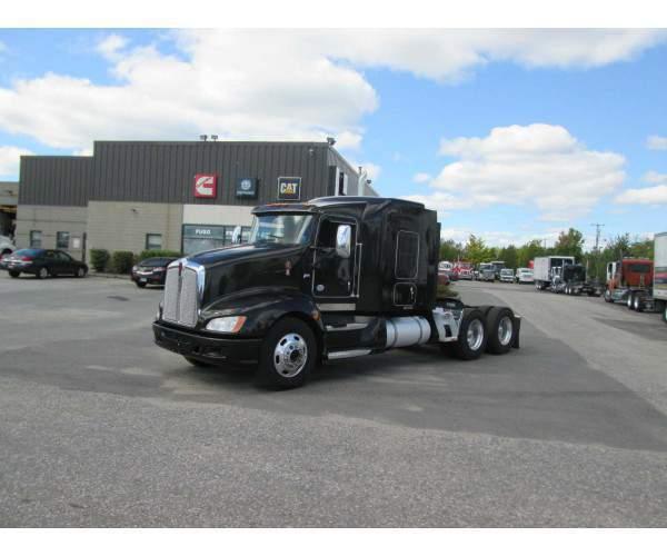 2012 Kenworth T660 4