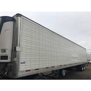 2018 Vanguard Reefer Trailer in NJ
