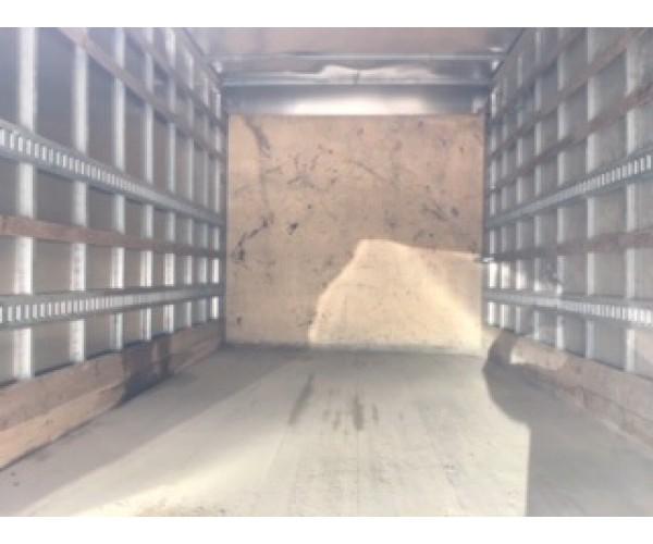 2016 Isuzu NPR Box Truck in MA