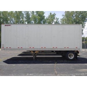 201011 Great Dane Pup ReeferDry Van Trailer in KS