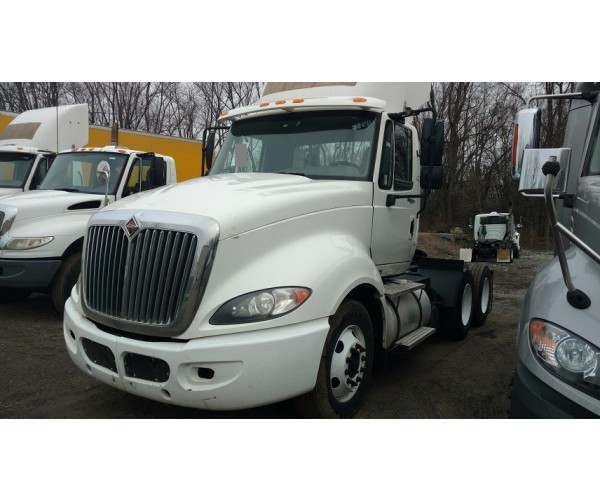 2009 International Prostar Day Cab 2