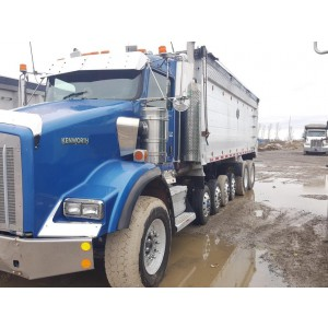 2006 Kenworth T800 Dump Truck in OH