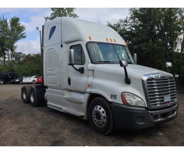 2013 Freightliner Cascadia with Cummins ISX in Georgia, wholesale, NCL Truck Sales