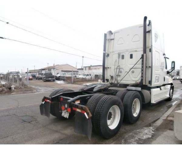 2012 Freightliner Cascadia6