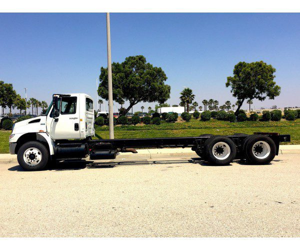 2009 International 4400 Cab&Chassis Truck in CA
