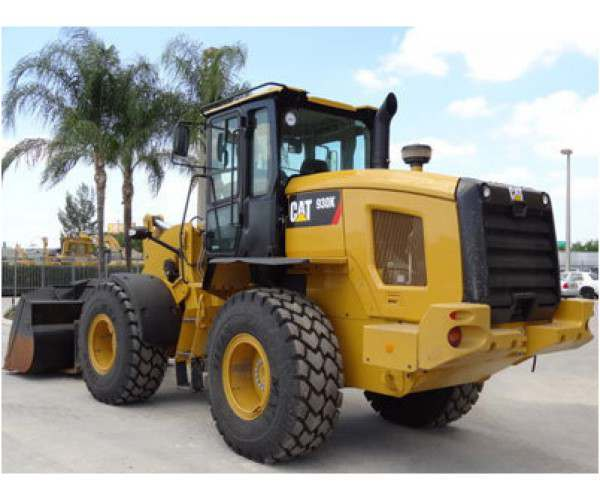 2013 Caterpillar 930K Wheel Loader 7