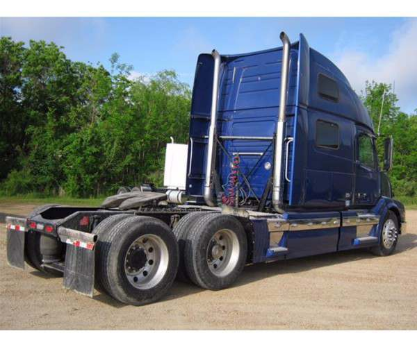 2012 Volvo VNL 780 with D13 and I-shift in Mississippi, wholesale, ncl truck sales