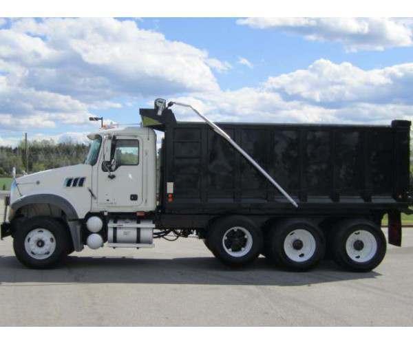 2007 Mack CTP713 Dump Truck 4