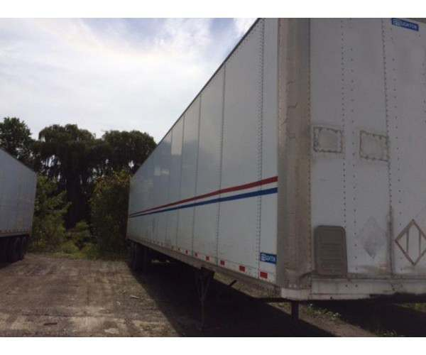 2006 Stoughton Z Plate Dry Vans
