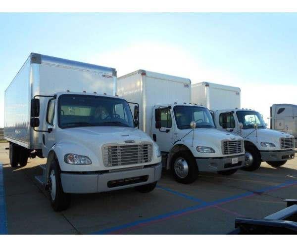 2013 Freightliner M2 Box Truck 3