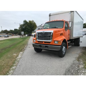 2005 Sterling Box Truck in IL