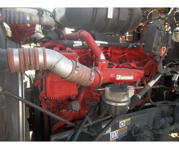 2013 Kenworth T660 Day Cab engine ISX