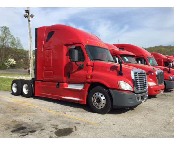 2014 Freightliner Cascadia Evolution with DD15 in Georgia, wholesale, ncl truck sales