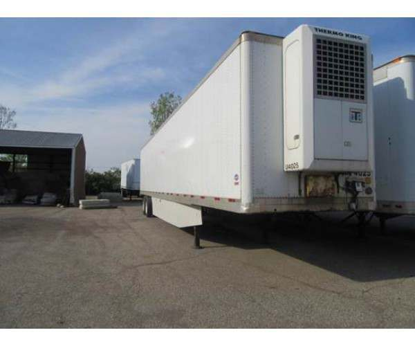 2002 Trailmobile Reefer TrailerM4034
