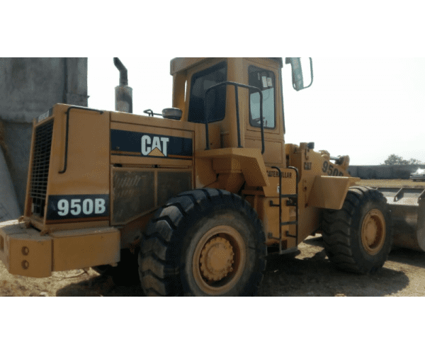 1986 CAT 950B in TX