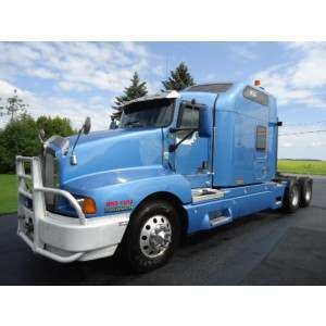 2007 Kenworth T600 in Canada