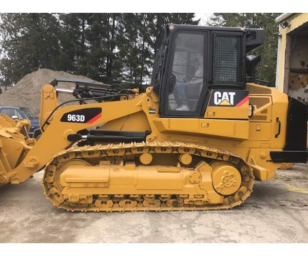2009 CAT 963D Crawler Loader in WA