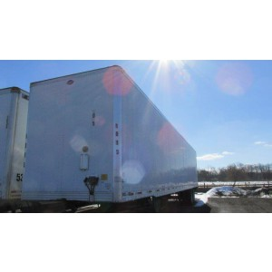 2012 UtilityGreat Dane Dry Van Trailer in IL