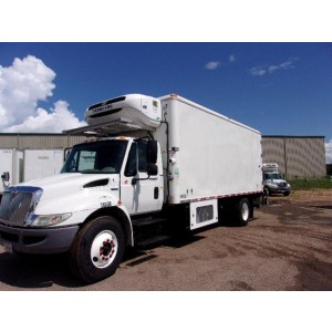 2010 International 4300 Reefer Truck in GA