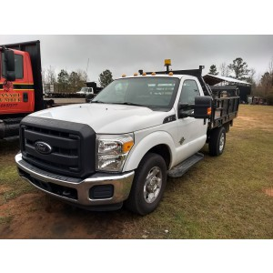 2012 Ford F250 Flatbed in AL