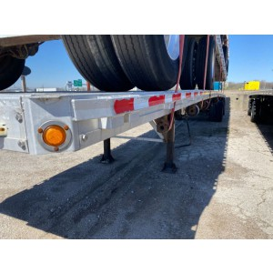 2008 Reitnouer Flatbed Trailer in TX