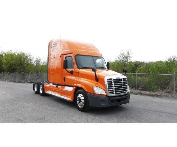 2012 Freightliner Cascadia7