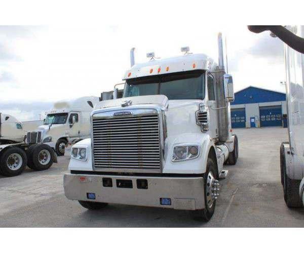 2012 Freightliner Coronado 4
