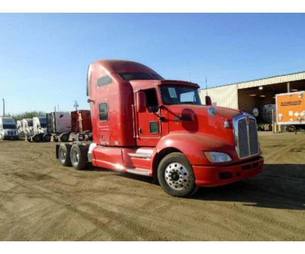 2011 Kenworth T6602