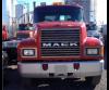 1991 Mack CH613 Day Cab 1
