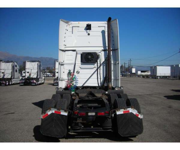 2008 Volvo VNL670 Sleeper, Cummins ISX @ 450 HP, NCL Truck Sales, buy used Volvo in California
