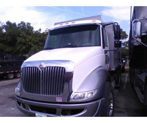 2004 International 8600 Dump Truck in FL