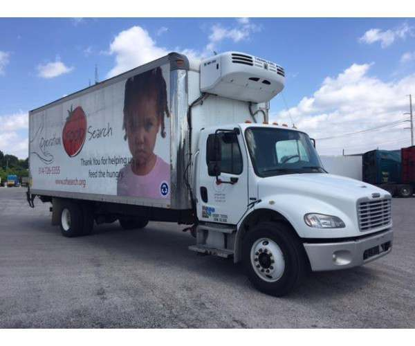 2008 Freightliner M2 Reefer Truck in MO