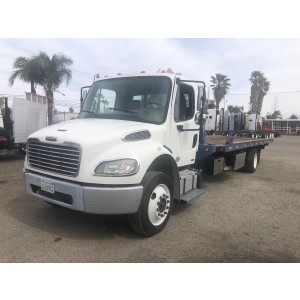 2012 Freightliner M2 Roll Back Truck in CA