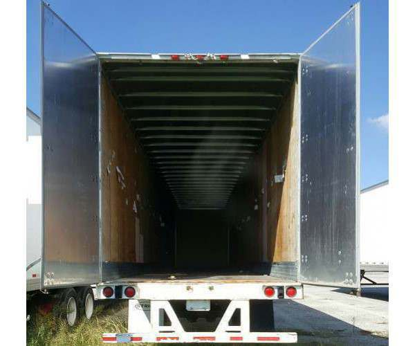 2007 Strick Dry Van Trailer 5