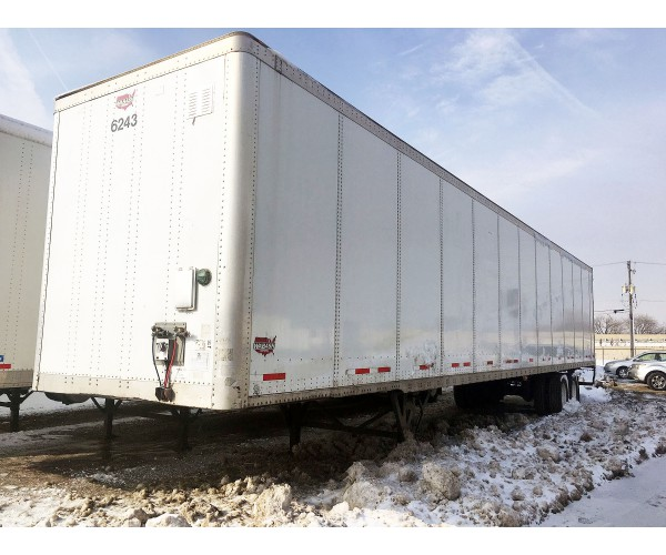 2016 Wabash Dry Van Trailer in IL