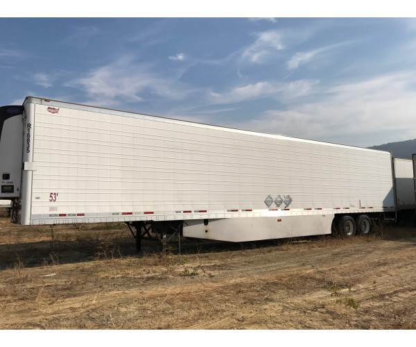2011 Wabash Reefer Trailer in TN