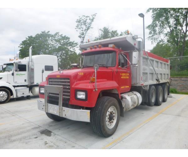Used Dump Trucks For Sale In Md >> 1998 Mack Rd688s Dump Truck