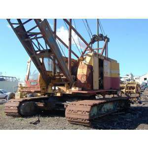 1978 Bucyrus-Erie 65D 85 Ton Crawler Crane