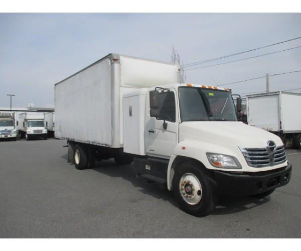 2008 Hino 268 Box Truck in DE