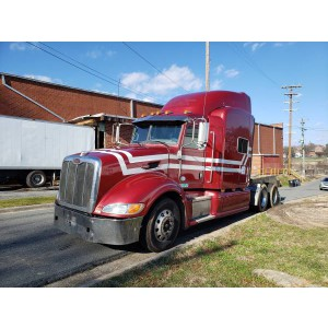 2009 Peterbilt 386 in NC