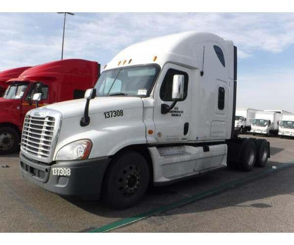 2011 Freightliner Cascadia 9
