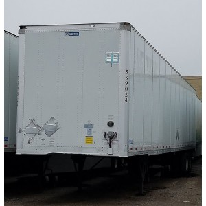 2014 Stoughton Dry Van Trailer in IL