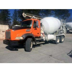 2007 Mack CTP713B Mixer Truck in GA